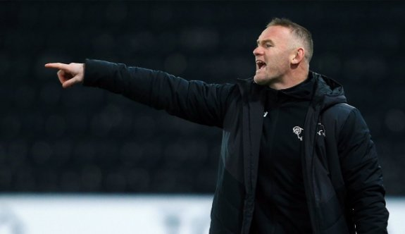 Derby County'nin yeni menajeri Rooney