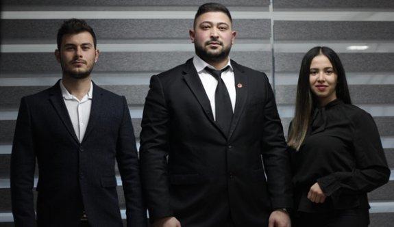 Dr. Fazıl Küçük Hareketi yeni başkanı Alihan Çakır