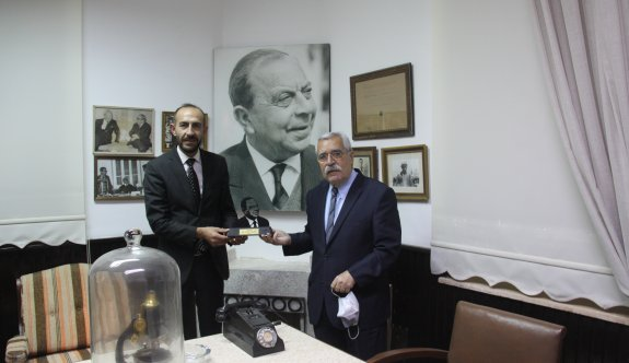 Dr. Küçük'ü tüm Anadolu'ya tanıtmak istiyoruz