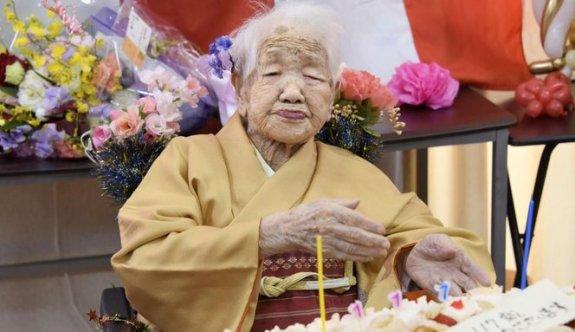 Dünyanın en yaşlı insanı Kane 118 yaşında