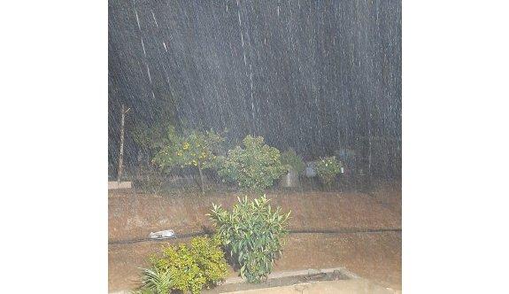 En fazla yağış Beylerbeyi'ne düştü