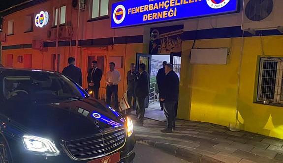 Fenerbahçeliler Derneğinde maç izlememe kararı