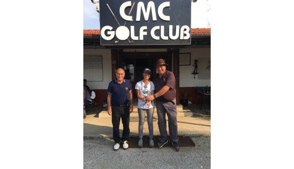 Garabli çifti, CMC'de şampiyon