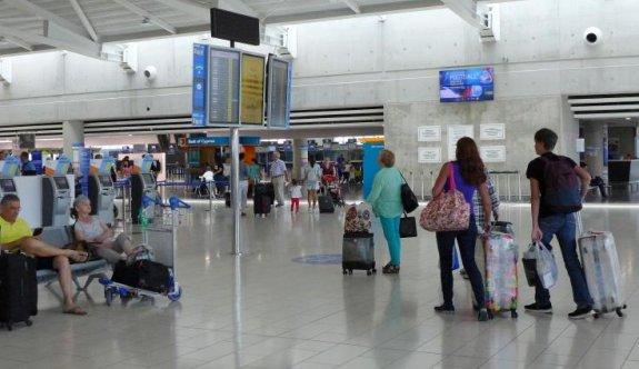Güney'de 2020 yılı yolcu trafiği yüzde 80 geriledi