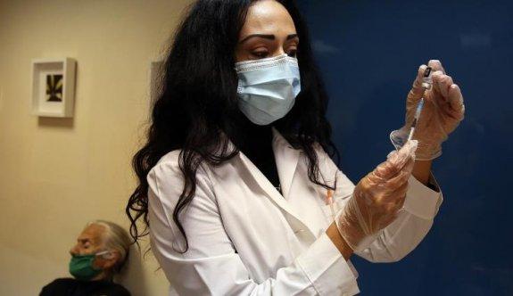 Güney'de aşı olan 22 kişide yan etki