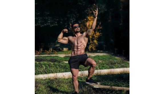 Halilibrahim: Spor yapmak iyi hissettirir