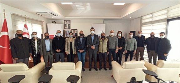 Halkın Partisi Lefkoşa İlçe Başkanı Manavoğlu