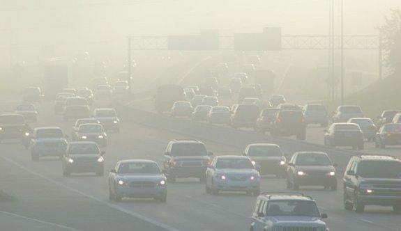 Hava kirliliği kör ediyor
