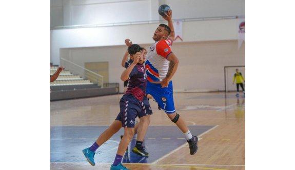 Hentbol U18'lerde play-off eşleşmeleri belirlendi