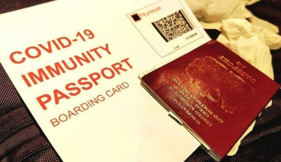 İngiltere hükümeti, 'koronavirüs pasaportu' için teknoloji firmalarıyla görüşüyor