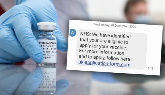 İngiltere'de aşı dolandırıcılığı ortaya çıktı