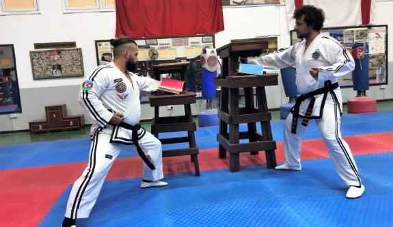 Karate ve Budo, yarışmaları yapıldı