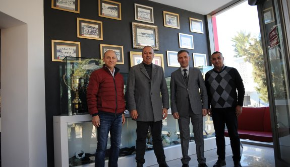 Kıbrıs Türk Futbol Müzesi için çalışma başladı