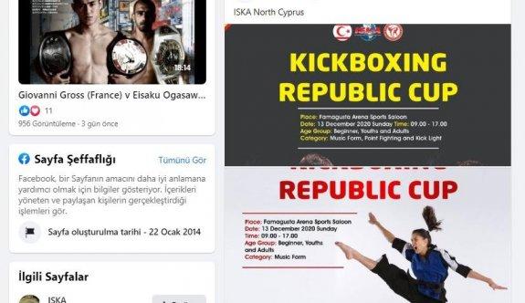 Kickboks Federasyonu faaliyetleri Dünyaya duyuruldu
