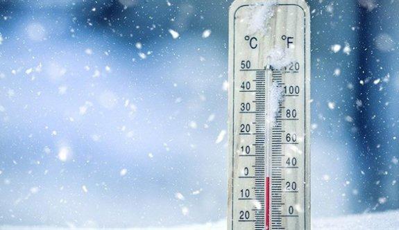 Kış aylarının en soğuk günü yaşanıyor