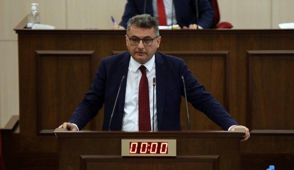 Komite değişikliği istemi Meclis'te tartışma yarattı