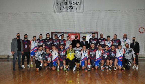 KTSYD Kupasını UKÜ kazandı