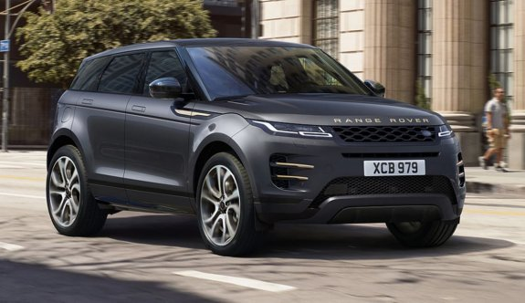 Küçük motorlu Range Rover Evoque satışa sunuldu