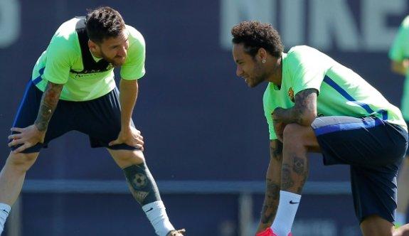 Messi'nin yeni durağı PSG mi olacak?