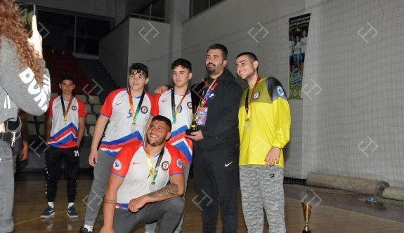 Namağlup şampiyonluk Bozkurt'u gururlandırdı