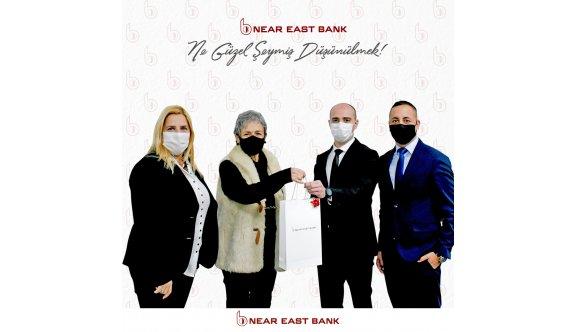 Near East Bank Yeni Yıl Kredi kampanyası talihlileri belli oldu