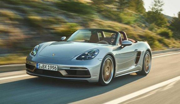 Porsche, Boxster modelinin 25.yılına özel bir versiyon
