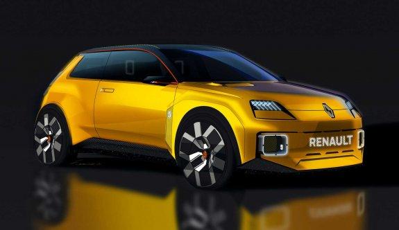 Renault 5, elektriğin gücü ile geri döndü