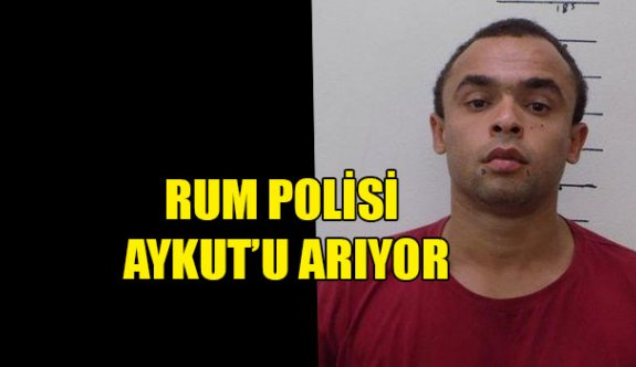 Rum polisi, Edim Aykut'u arıyor