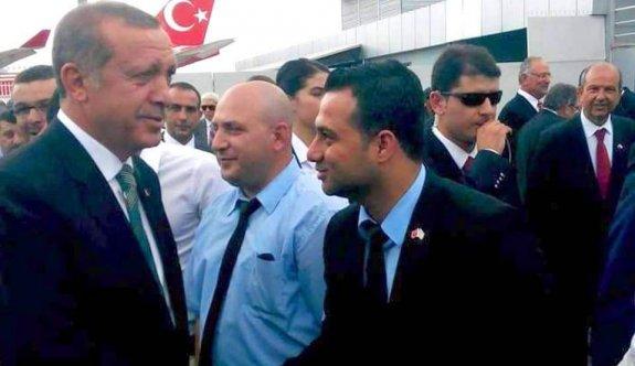 Şanıvar, AK Parti temsilciliği için kolları sıvadı