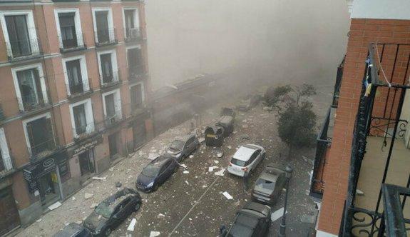 Son Dakika: İspanya'nın başkenti Madrid'de şiddetli patlama