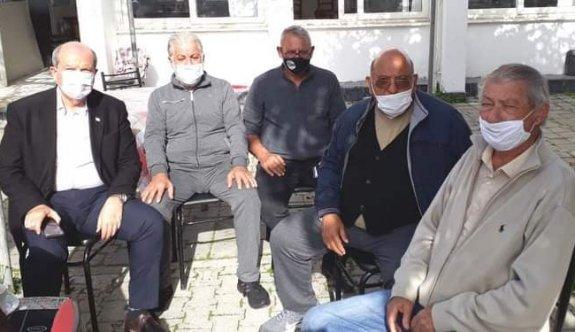Tatar'dan, Yenicami'ye ziyaret