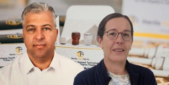 Türkiye'de aşı çalışmalarına Kıbrıslı Türk damgası