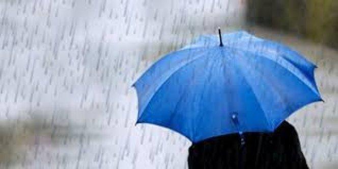 Yağmur hafta başına kadar devam edecek