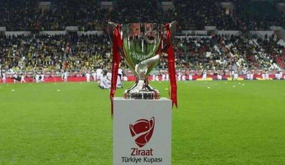 Ziraat Türkiye Kupası'nda son 16 turu heyecanı