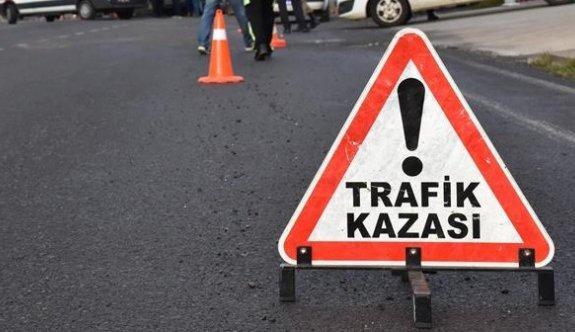 1 haftada 8 trafik kazası meydana geldi