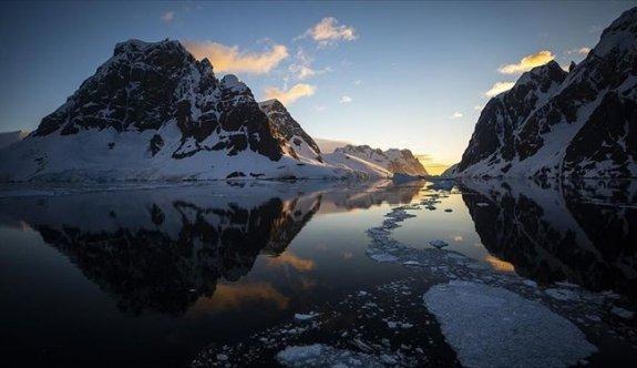 Antarktika'da güneş ışığının ulaşmadığı noktada şaşırtıcı keşif