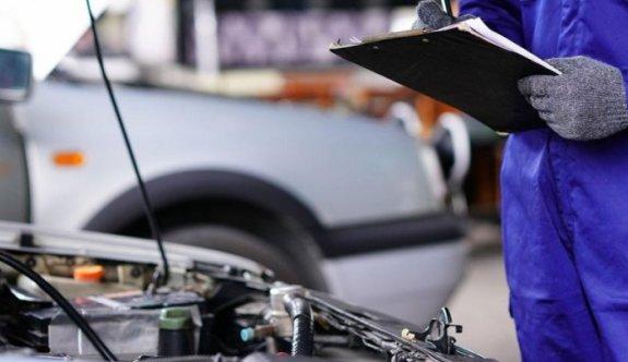 Araçlar Muayene Listesi, yeniden düzenlendi