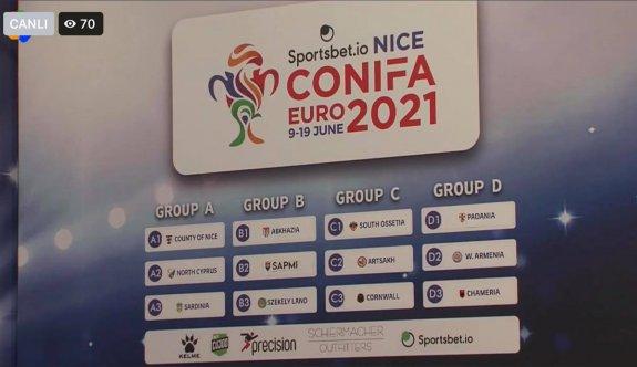 Avrupa Şampiyonasında, A Grubundayız