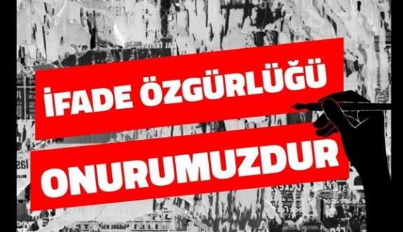 Basın-Sen ve Kıbrıs Türk Gazeteciler Birliği sokağa iniyor
