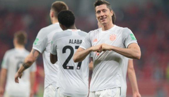 Bayern, FIFA Kulüpler Dünya Kupası'nda finalde