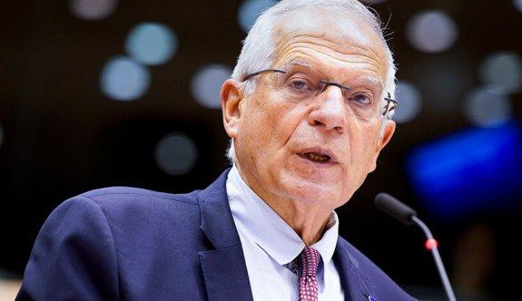 Borrell, iki devletli çözüm istemediğini aktaracak