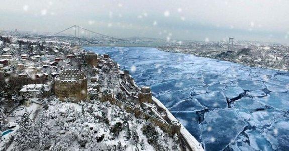 Çok konuşulacak iddia: İstanbul Boğazı donacak!