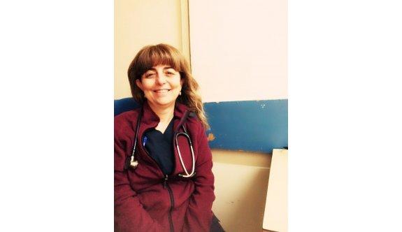 Dr. Gülgün Vaiz emekli oldu