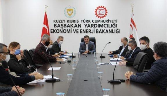 Ekonomi Bakanlığı'nda fon konusu masaya yatırıldı