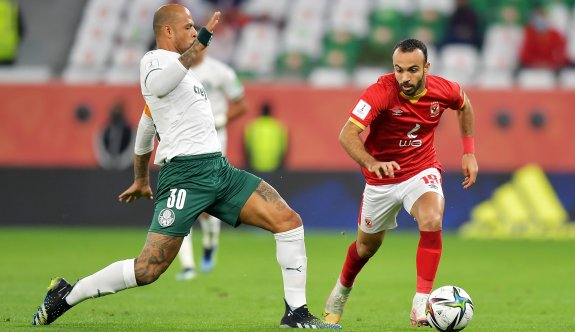 El-Ehli FIFA Kulüpler Dünya Kupası'nda üçüncü oldu
