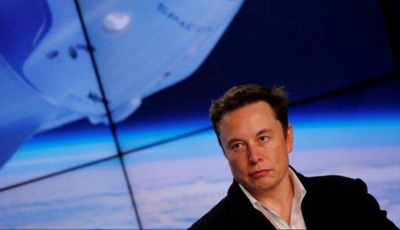 Elon Musk, 1 milyon kişiyi Mars'a yerleştirmeyi hedefliyor