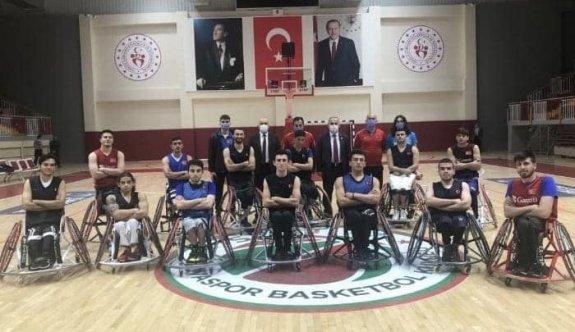 Engelsiz yürek Baran, Türkiye Milli Takımında