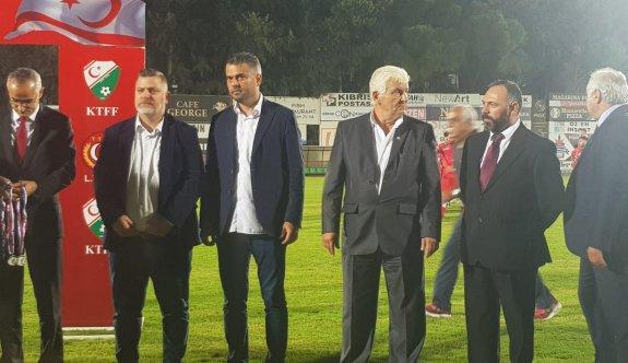 Ercen: Londra Kupası'nı gerçekleştirelim