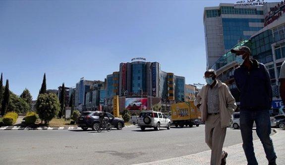 Etiyopya'da nüfusun yüzde 20'si yıl sonuna kadar kovid-19 aşısı olacak