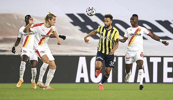 Fenerbahçe'ye Göztepe şoku